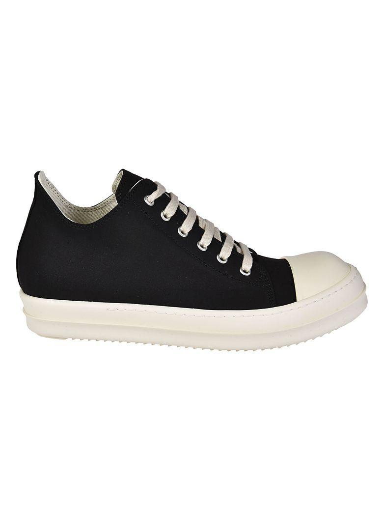 Drkshdw Classic Sneakers In Black-milk