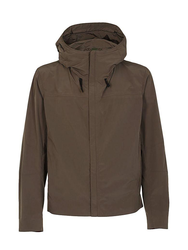 Esemplare Hooded Jacket In Militare