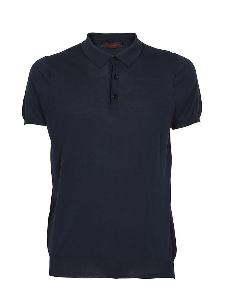 Jeordies Classic Polo Shirt In Blue