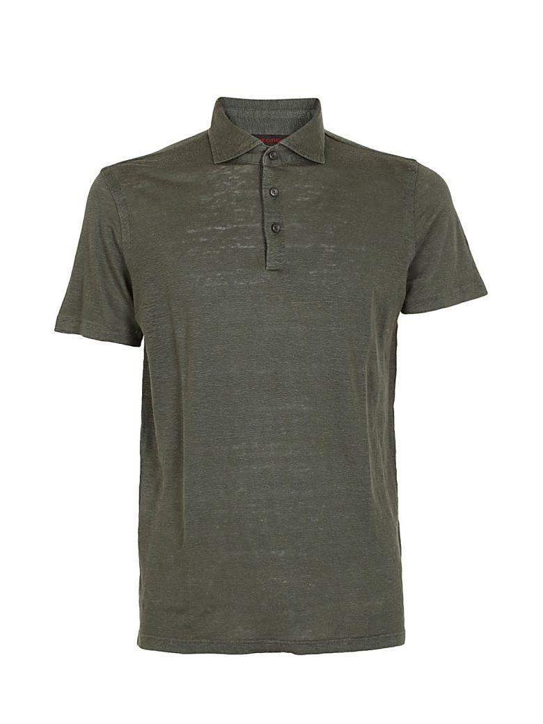 Jeordies Classic Polo Shirt In Verde Militare