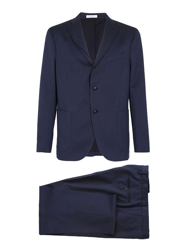 Boglioli Two-piece Suit In Blue