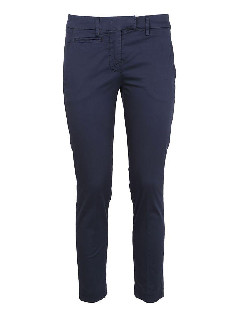 Dondup Chino Trousers In Blue