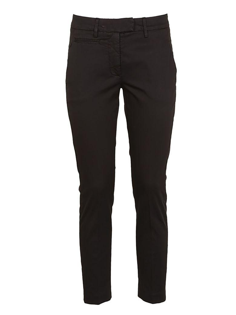 Dondup Chino Trousers In Black