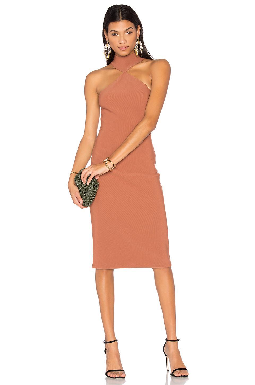 Lpa Dress 232 In Tan