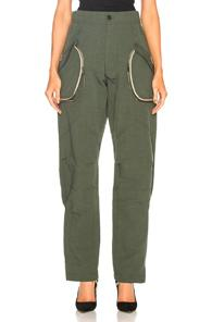Tre By Natalie Ratabesi Giovanna Pant In Green