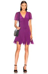Cinq À Sept Cinq A Sept Annali Dress In Purple