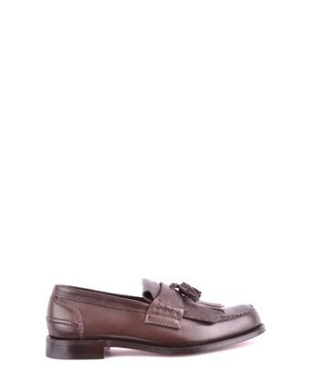 Church's Men's  Brown Leather Loafers