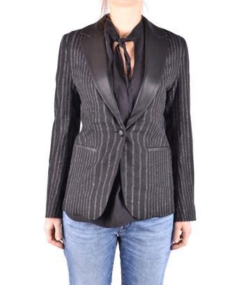 Jacob Cohen Women's  Grey Viscose Blazer