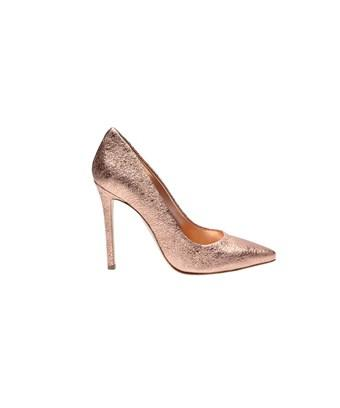 Marc Ellis Women's  Pink Leather Pumps