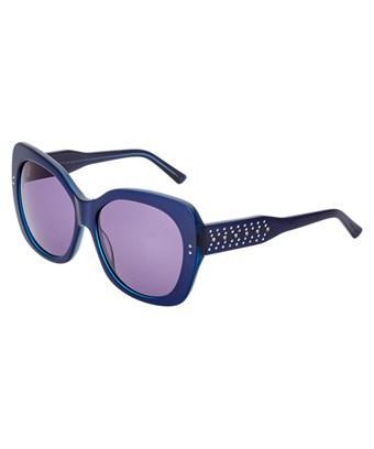 Judith Leiber Women's Jl 5022 05 57mm Sunglasses In Nocolor