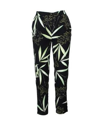 Guess Women's  Black Polyester Pants