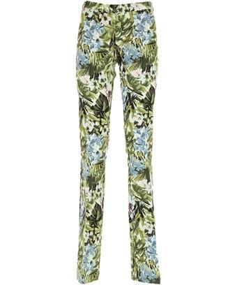 Pinko Women's  Green Polyester Pants