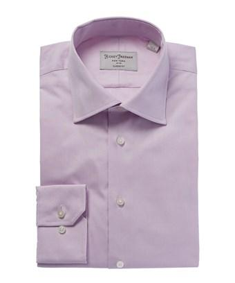 Hickey Freeman Classic Fit Dress Shirt In Pink