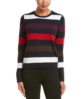 Brooks Brothers Red Fleece Wool Sweater In Nocolor