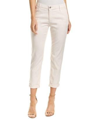 Ag Jeans The Caden Sulfur Rose Quartz Tailored Trouser In Pink