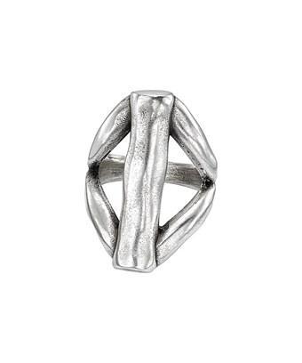 Uno De 50 Chara Silver Ring In Nocolor