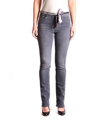 Jacob Cohen Women's  Grey Cotton Jeans