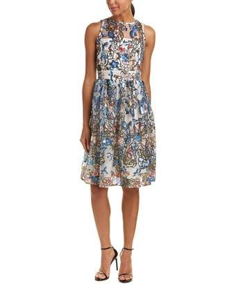 Alexia Admor A-line Dress In Nocolor
