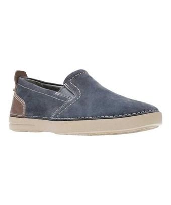 Clarks Men's   Gosler Easy Sneaker In Midnight Suede