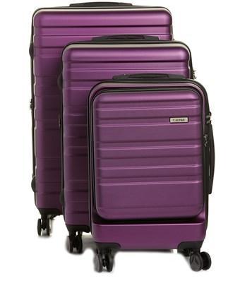 Calpak Voyagr 3pc Hardside Luggage Set In Nocolor