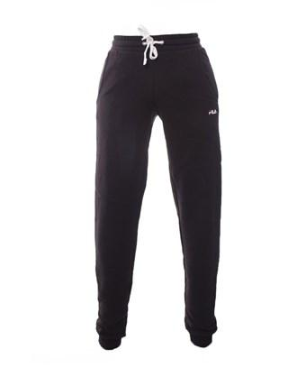 Fila Men's  Black Cotton Joggers