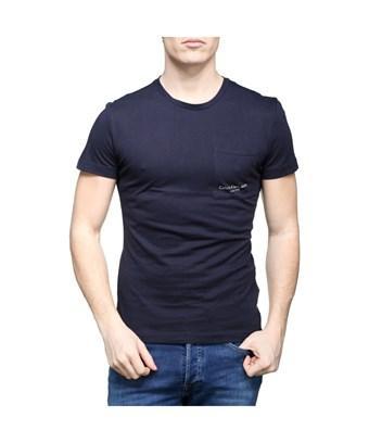 Calvin Klein Jeans Est.1978 Calvin Klein Jeans Men's  Blue Cotton T-shirt