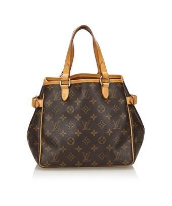 Louis Vuitton Pre-owned: Monogram Batignolles Horizontal In Brown