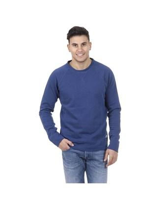 Diesel Men's  Blue Cotton Sweater