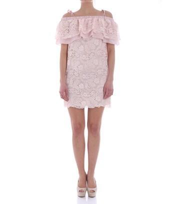 Trussardi Women's  Pink Polyester Dress