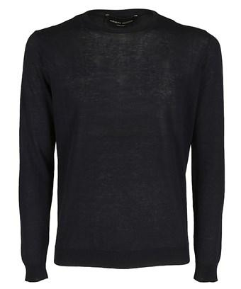 Roberto Collina Men's  Blue Cotton Sweatshirt
