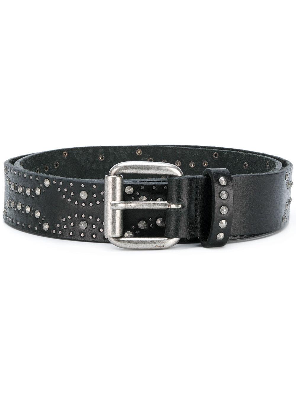 Just Cavalli Studded Belt