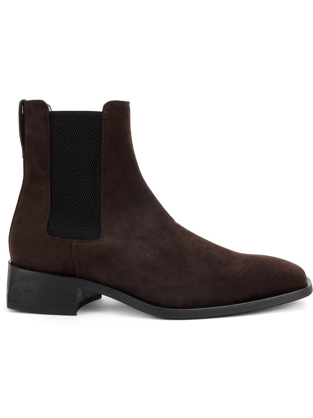Stella Mccartney Chelsea Boots - Brown