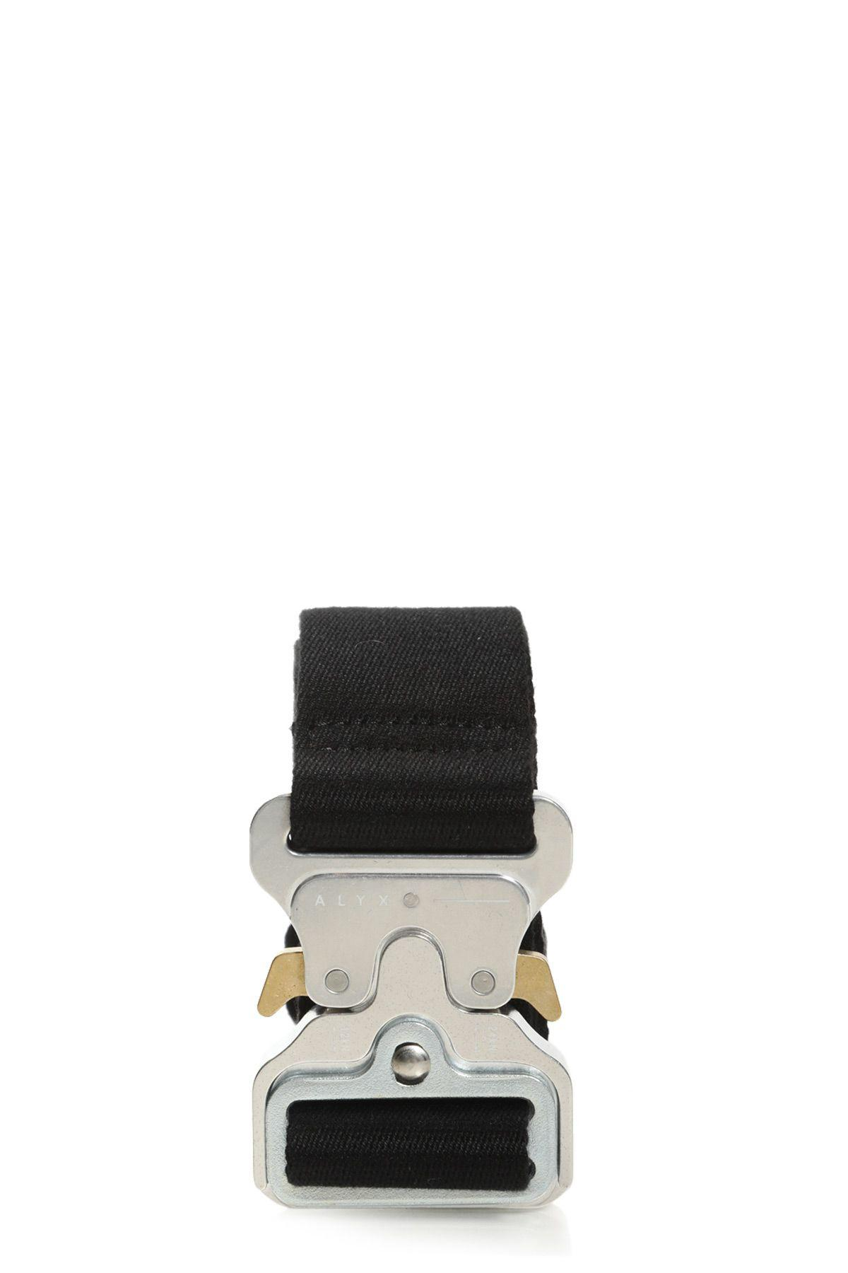 Alyx Aawbt0005b01 Rollercoaster Belt 1 In Nero-argento