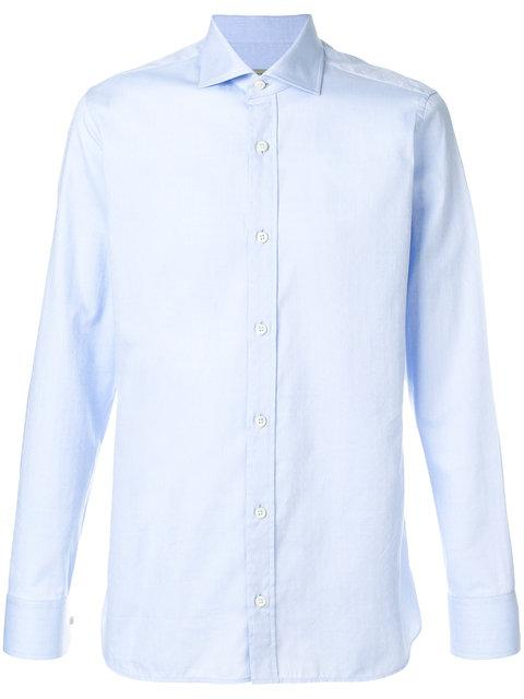 Z Zegna Chambray Shirt