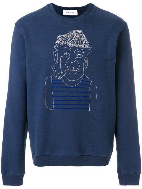 Jimi Roos Sailor Sweatshirt