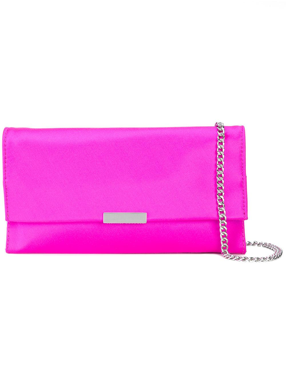 Loeffler Randall Slim Clutch Bag