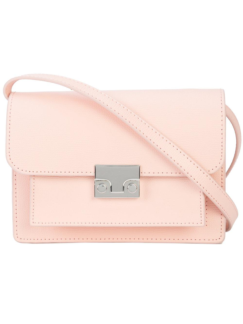 Loeffler Randall Structured Shoulder Bag