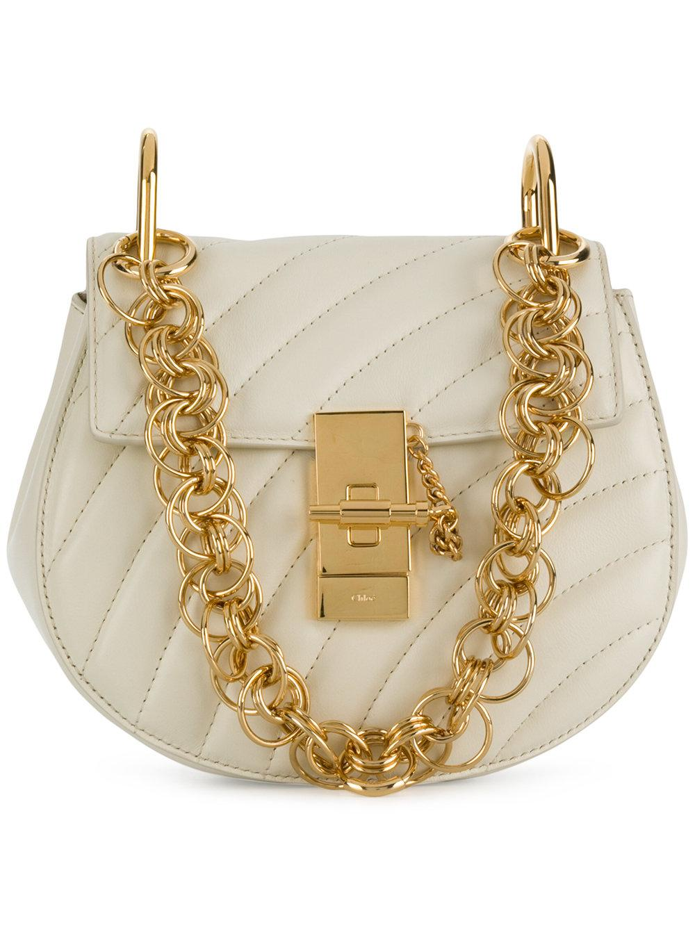 ChloÉ Quilted Drew Shoulder Bag