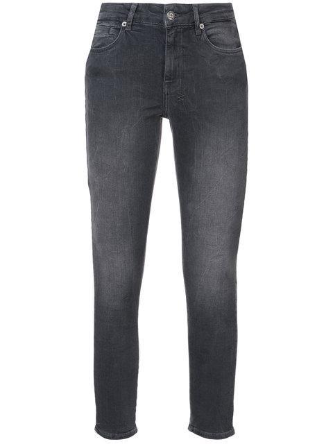 Ksubi Skinny Cropped Jeans Z