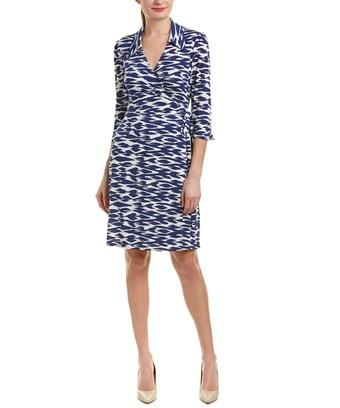 Laundry By Shelli Segal Wrap Dress In Nocolor