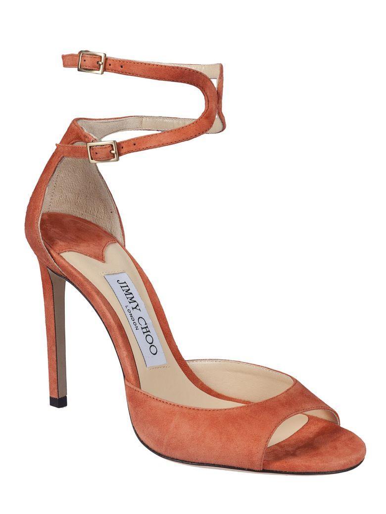 Jimmy Choo Lane Sandals In Calypso