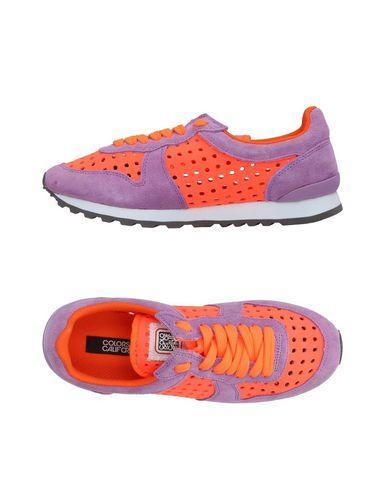 Colors Of California Sneakers In Coral