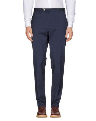 Pt01 Casual Pants In Dark Blue
