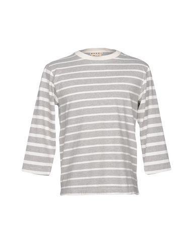 Marni T-shirts In Light Grey