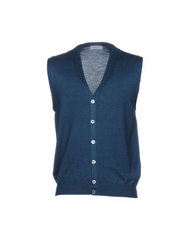 Gran Sasso Cardigan In Slate Blue