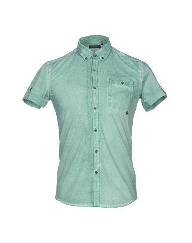Antony Morato Shirts In Light Green