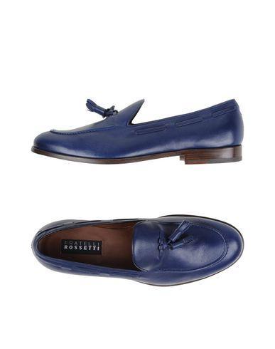 Fratelli Rossetti Loafers In Blue