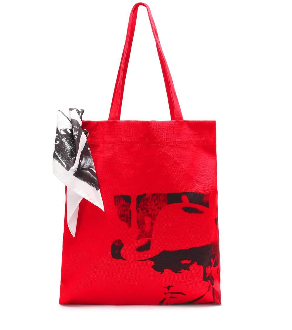 Calvin Klein 205W39Nyc X Andy Warhol Foundation Dennis Hopper Tote Bag In Female