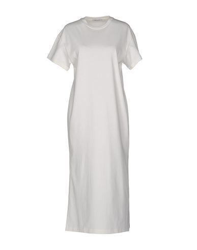 Alexander Wang T 3/4 Length Dresses In Ivory