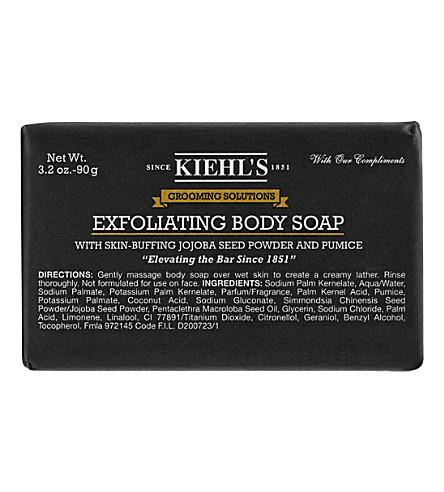 Kiehl's Since 1851 Grooming Solutions Exfoliating Body Soap 200G